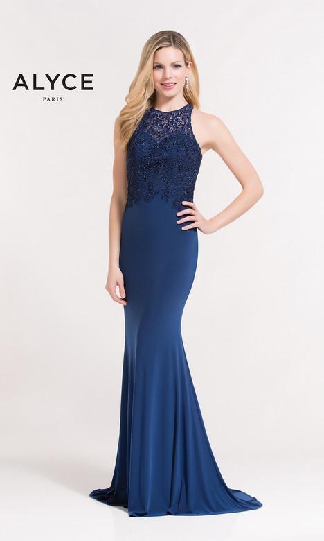 27183 Prom                                             dress by Alyce Paris
