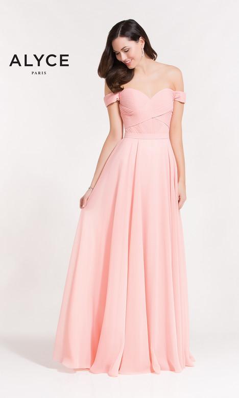27184 Prom                                             dress by Alyce Paris
