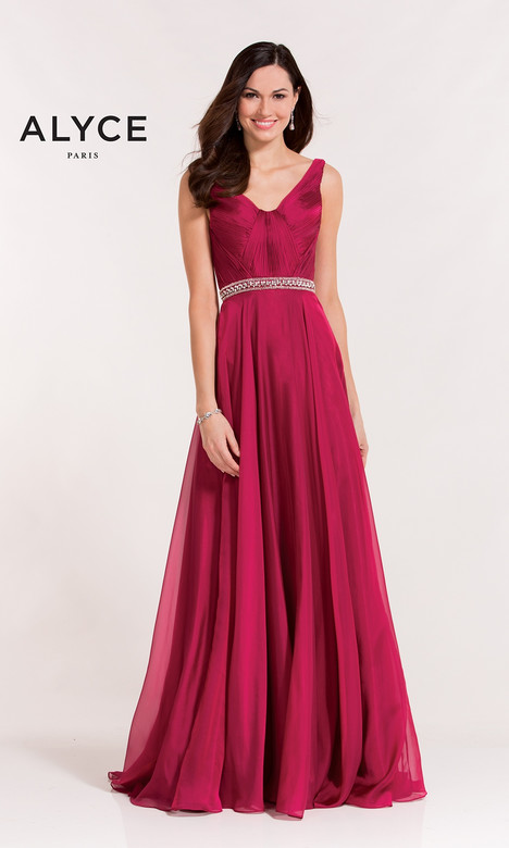 27185 gown from the 2017 Alyce Paris collection, as seen on dressfinder.ca