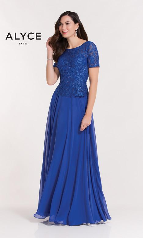 27187 Prom                                             dress by Alyce Paris