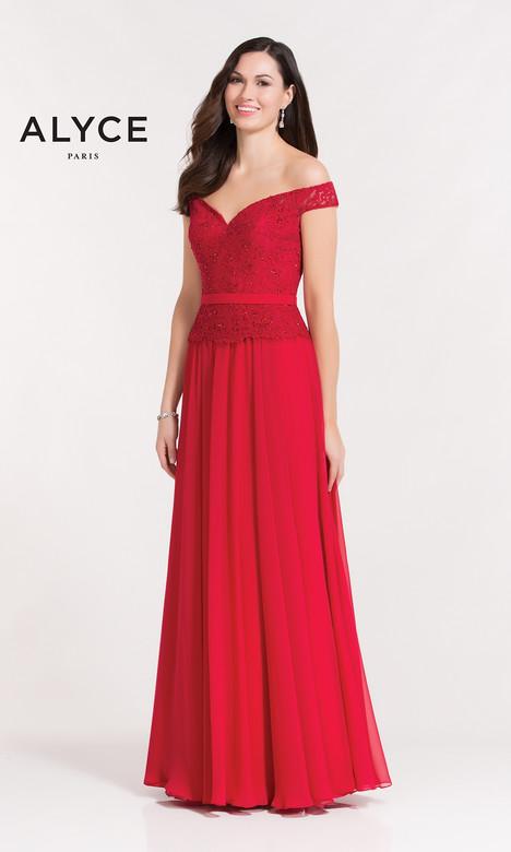 27189 Prom                                             dress by Alyce Paris