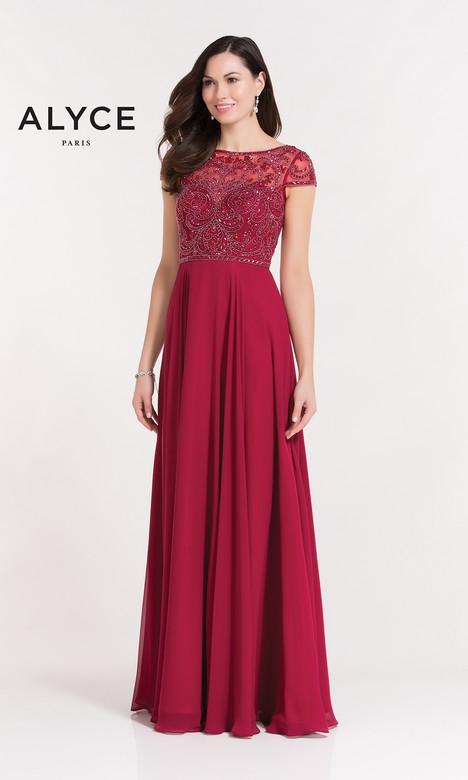 27194 Prom                                             dress by Alyce Paris