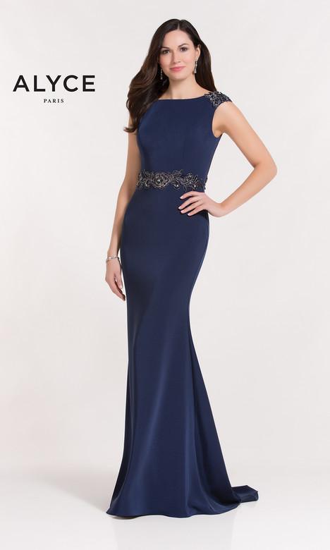 27195 Prom                                             dress by Alyce Paris