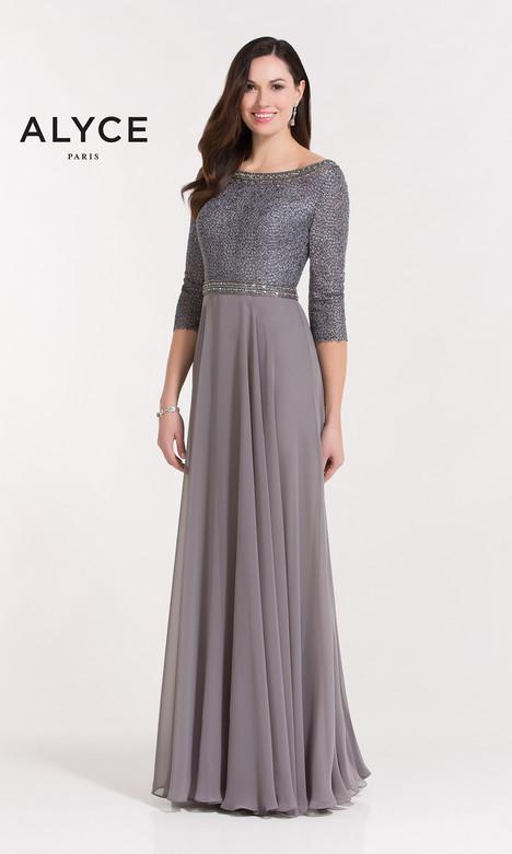 27196 Prom                                             dress by Alyce Paris