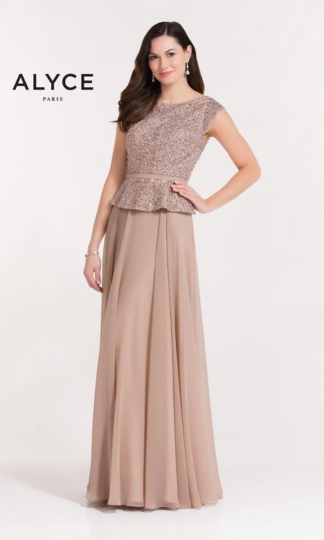 27199 Prom                                             dress by Alyce Paris