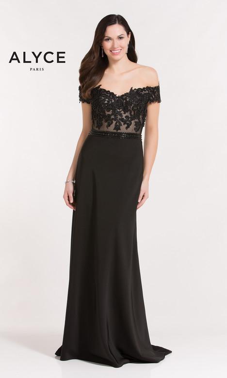 27203 Prom                                             dress by Alyce Paris