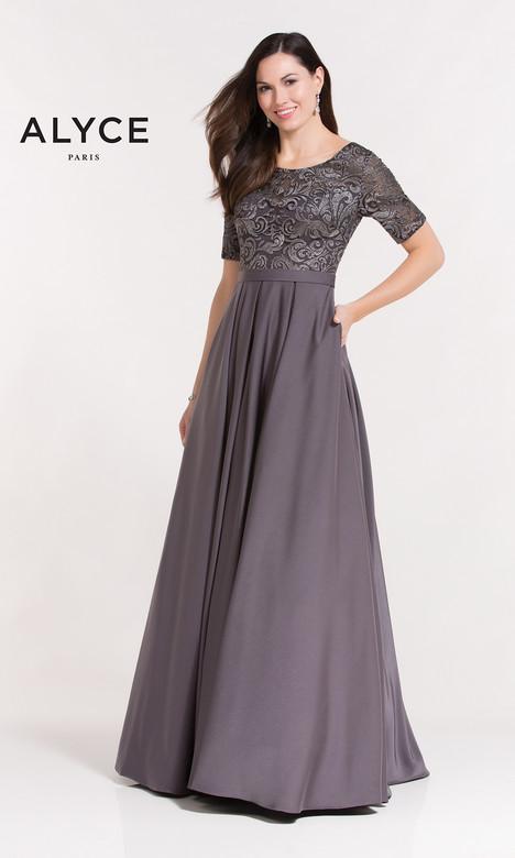 27209 Prom                                             dress by Alyce Paris