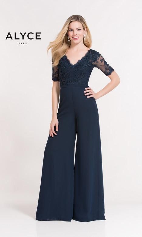 27215 Prom                                             dress by Alyce Paris