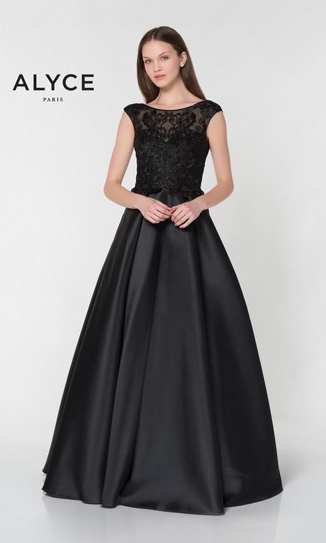 27217 Prom                                             dress by Alyce Paris