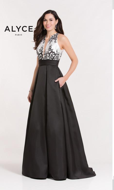 27218 Prom                                             dress by Alyce Paris