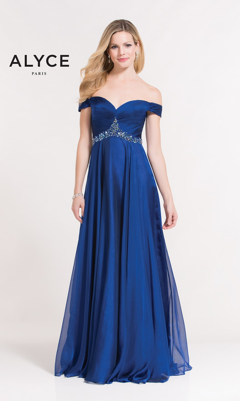 27219 Prom                                             dress by Alyce Paris