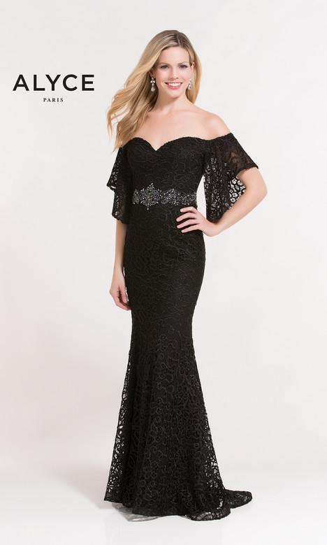 27225 Prom                                             dress by Alyce Paris