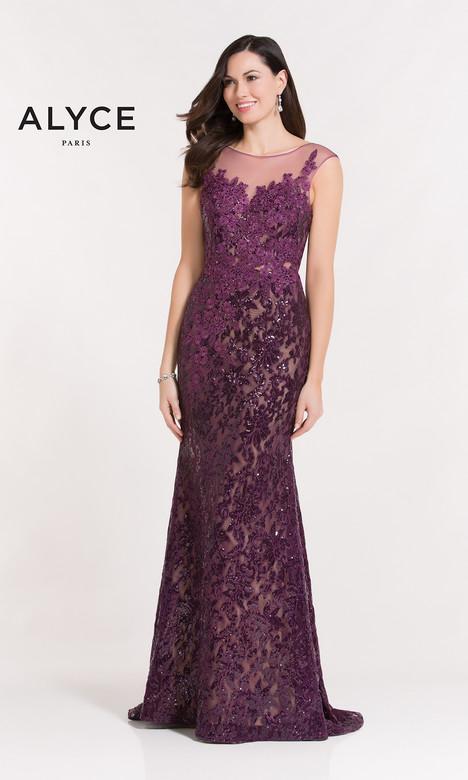 27226 Prom                                             dress by Alyce Paris