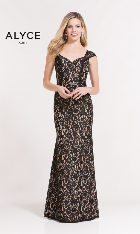 27227 Prom                                             dress by Alyce Paris