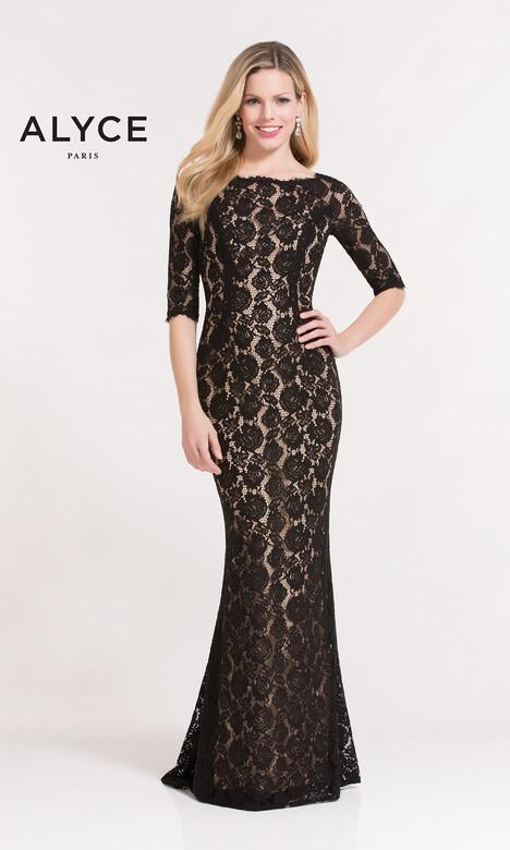 27230 Prom                                             dress by Alyce Paris