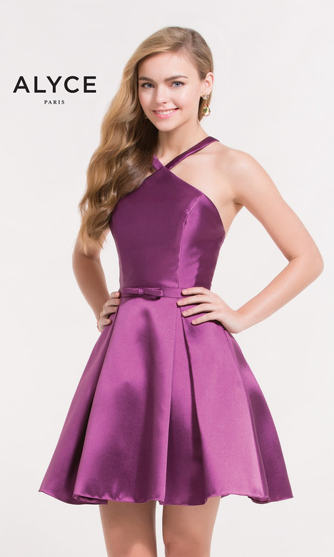 3702 Prom                                             dress by Alyce Paris : Homecoming