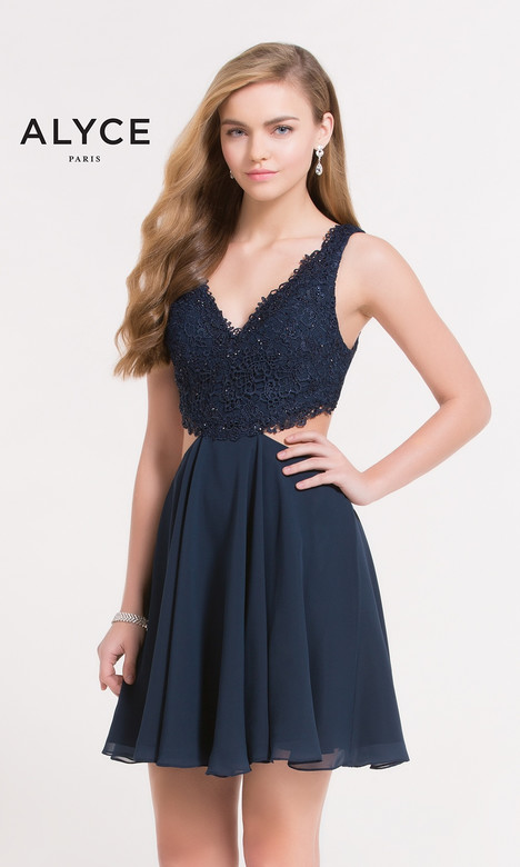 3713 Prom                                             dress by Alyce Paris : Homecoming