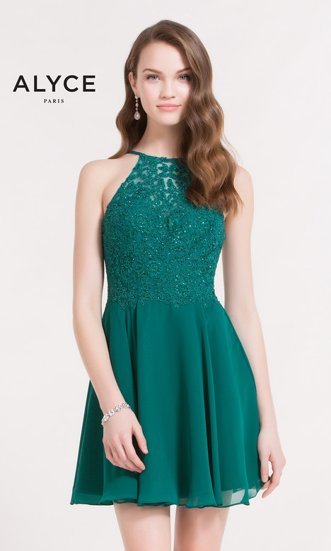 3714 Prom dress by Alyce Paris: Semi Formal
