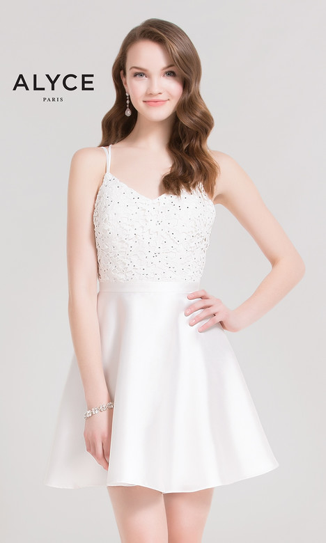 3719 Prom                                             dress by Alyce Paris : Homecoming