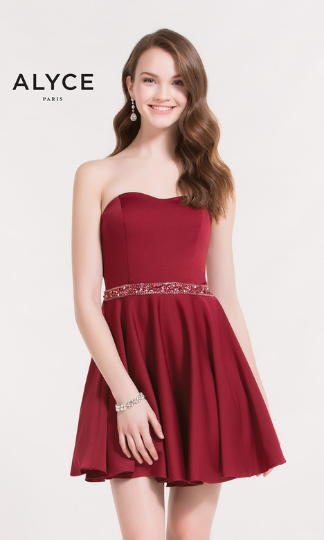 3723 Prom                                             dress by Alyce Paris : Homecoming