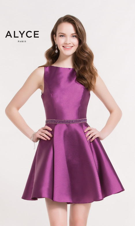 3729 Prom                                             dress by Alyce Paris : Homecoming