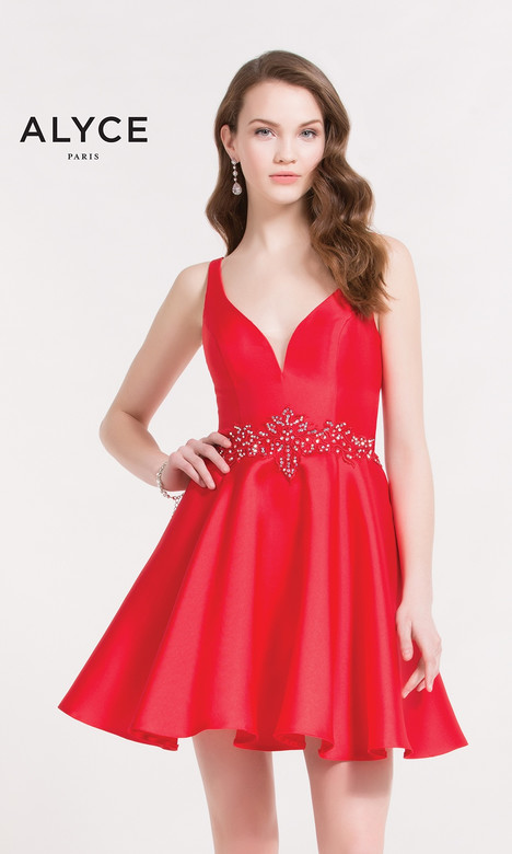 3731 Prom                                             dress by Alyce Paris : Homecoming