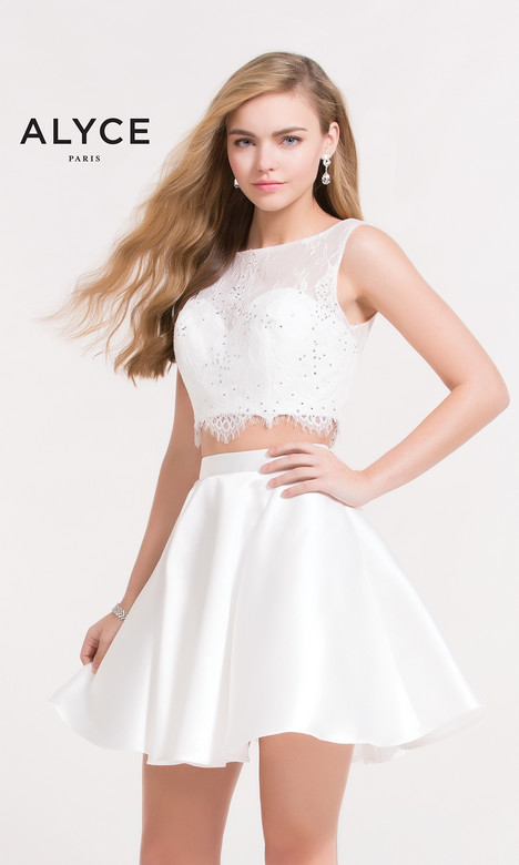 3734 Prom                                             dress by Alyce Paris : Homecoming
