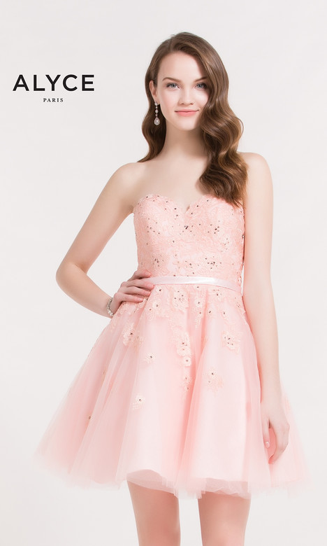 3739 Prom                                             dress by Alyce Paris : Homecoming