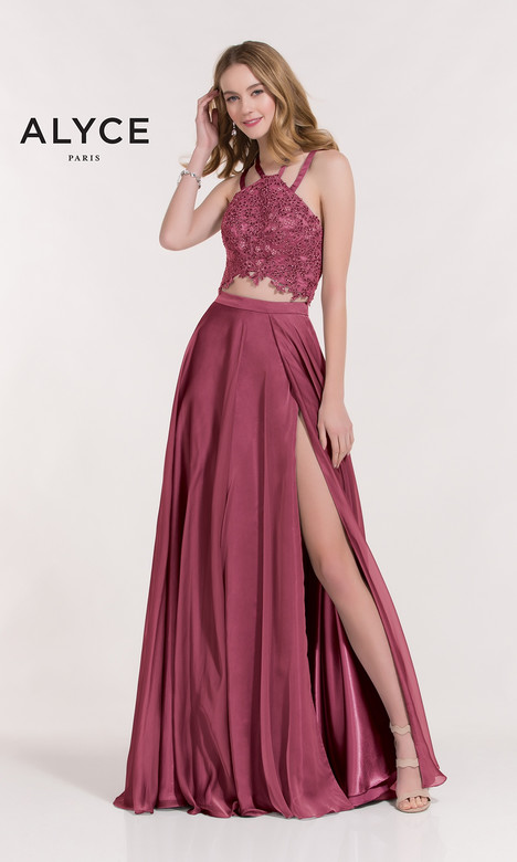 6844 gown from the 2017 Alyce Paris collection, as seen on dressfinder.ca