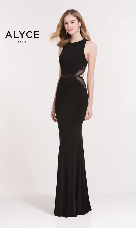 6848 Prom                                             dress by Alyce Paris