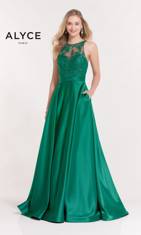 6882 gown from the 2017 Alyce Paris collection, as seen on dressfinder.ca