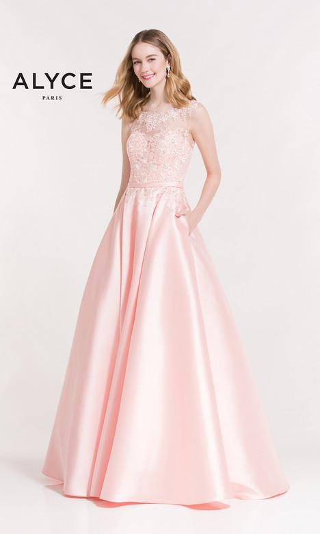 7010 Prom                                             dress by Alyce Paris