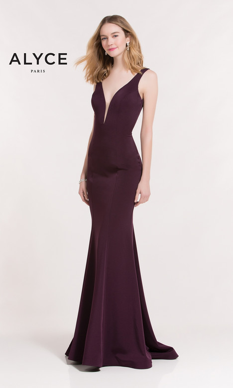 8051 gown from the 2017 Alyce Paris collection, as seen on dressfinder.ca