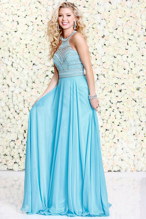 4038_(2) Prom                                             dress by Shail K : Prom