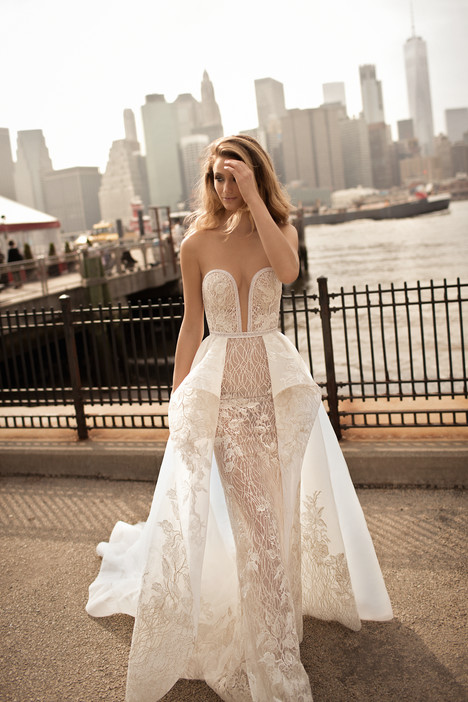 18-15 Wedding                                          dress by Berta Bridal