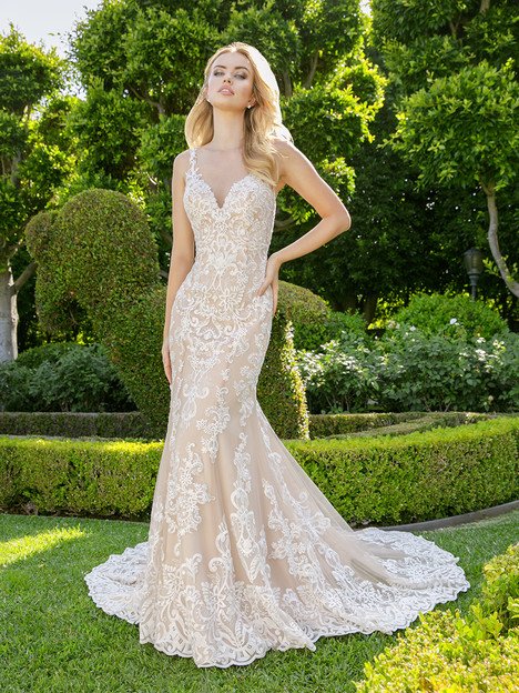 H1341 Wedding                                          dress by Moonlight : Couture