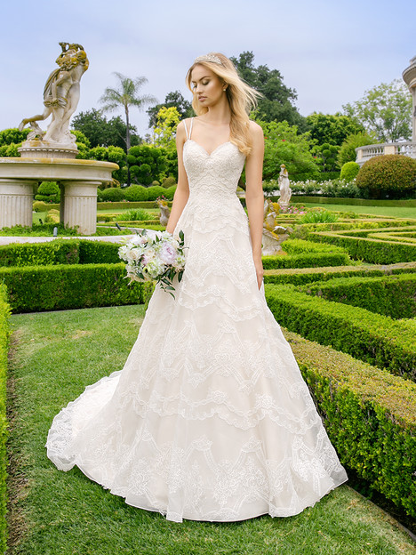 H1344 Wedding                                          dress by Moonlight : Couture