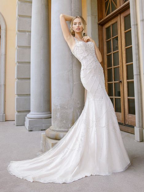 H1345 Wedding                                          dress by Moonlight : Couture