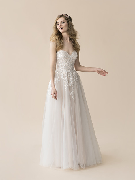 T811 Wedding                                          dress by Moonlight : Tango
