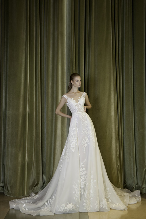 7009 Wedding                                          dress by Regina Schrecker Sposa