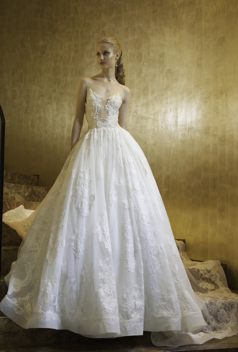 7014 Wedding                                          dress by Regina Schrecker Sposa