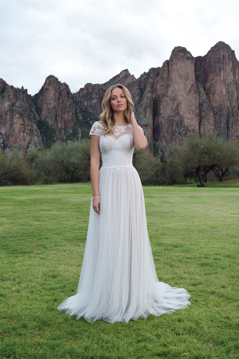 1138 Wedding                                          dress by Sweetheart