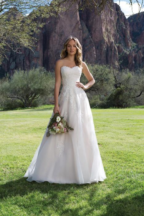 1147 (2) Wedding                                          dress by Sweetheart