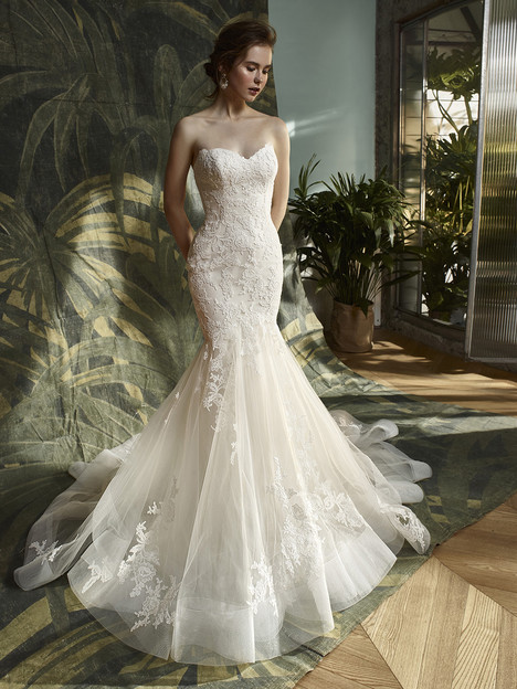 Kandace Wedding                                          dress by Blue by Enzoani