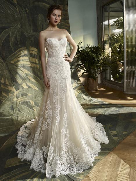 Kara Wedding                                          dress by Enzoani : Blue
