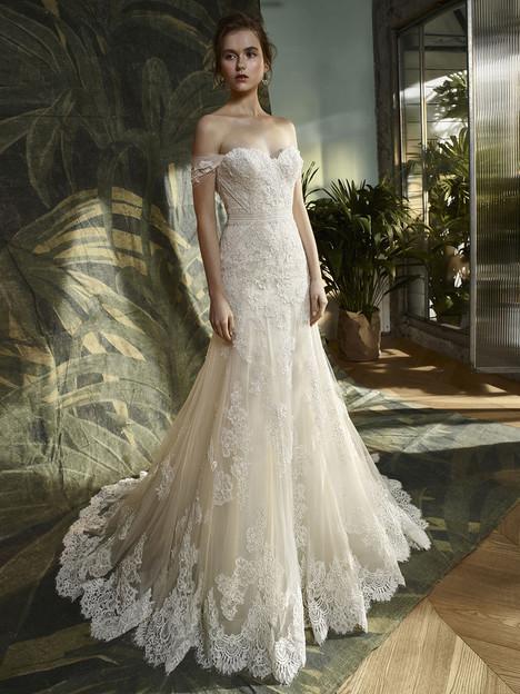Kara (2) Wedding                                          dress by Enzoani : Blue