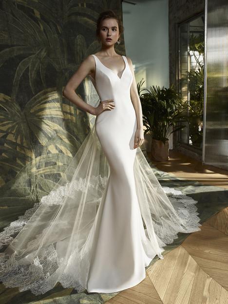Karmel Wedding                                          dress by Enzoani : Blue