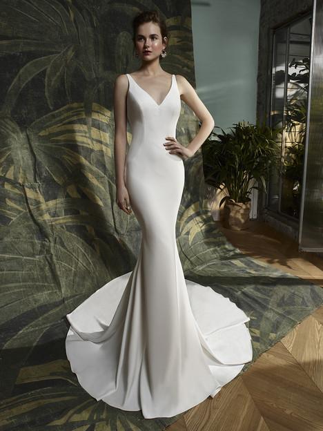 Kat Wedding                                          dress by Enzoani : Blue