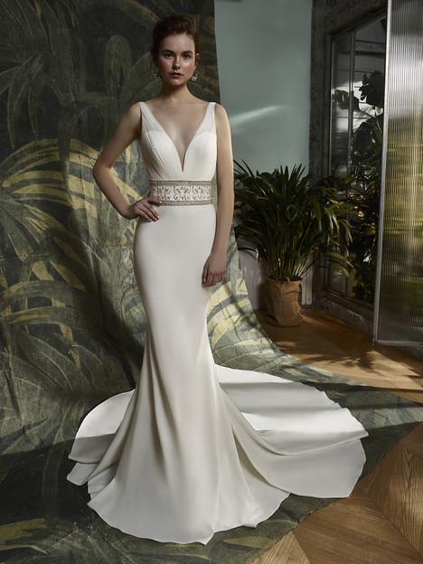 Kaya Wedding                                          dress by Enzoani : Blue