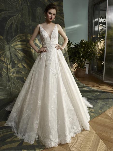 Kayden Wedding                                          dress by Enzoani : Blue